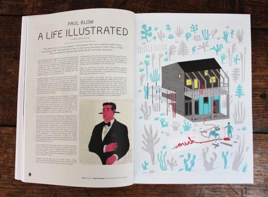 Sample of Wrap Magazine - Issue 5