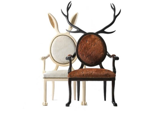 Hybrid Chairs by Merve Kahraman