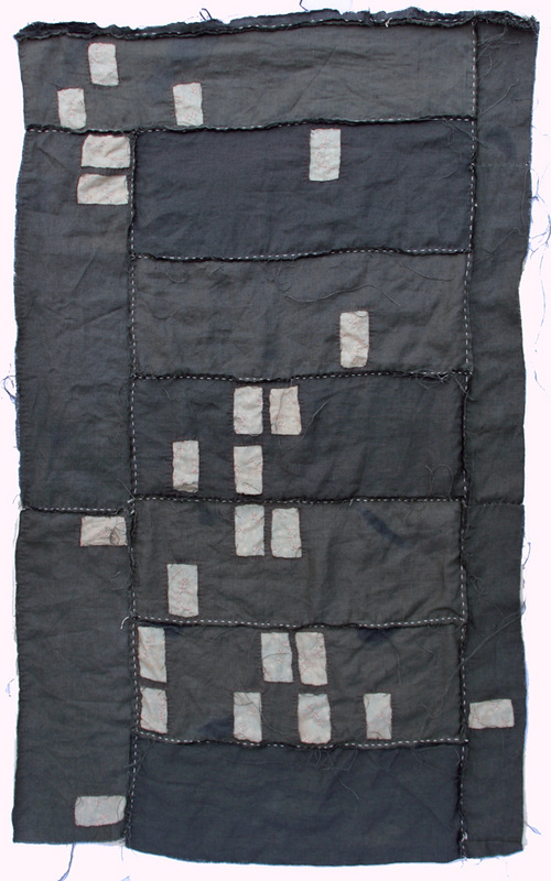 Cape Coral Foreclosure Quilt by Kathryn Clark