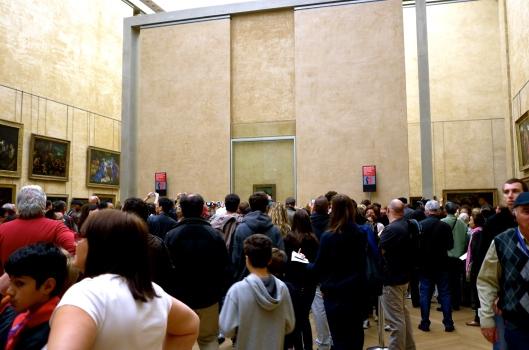 Mayhem and the Mona Lisa