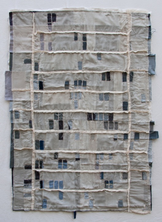 Riverside Foreclosure Quilt by Kathryn Clark