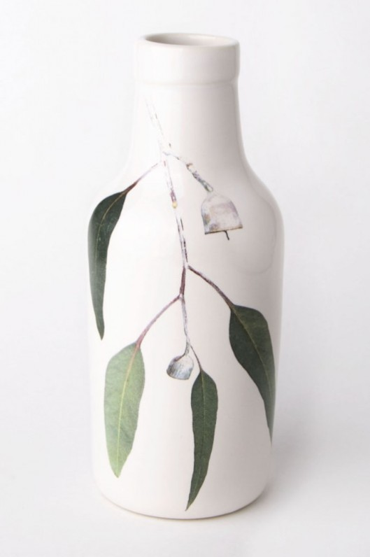 Hanging Gum Botanic Vase by Angus & Celeste