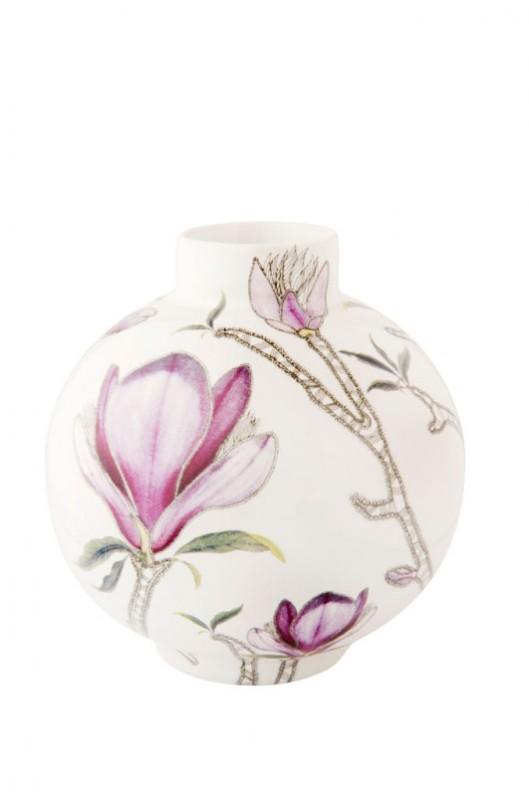 Magnolia Bulb Vase by Angus & Celeste