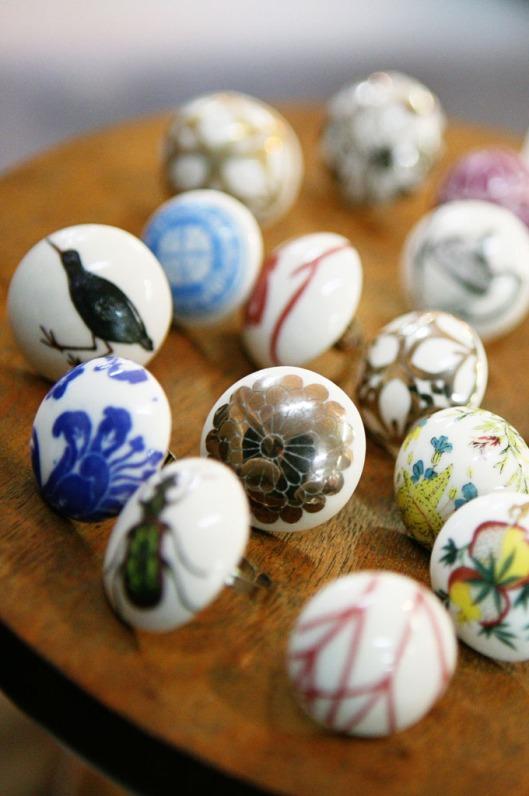 Ceramic Rings by Angus & Celeste