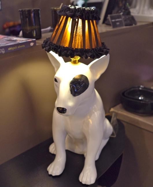 Mungo Bulldog Lamp