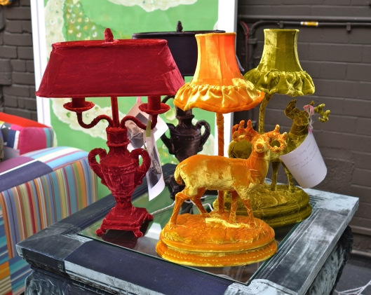 Squint Limited - Table & Desk Lamps