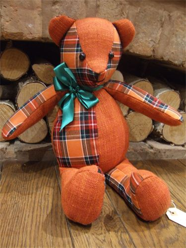Mackintosh the Bear from Sadlers Keepsakes