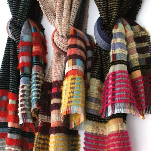Scarves by Wallace Sewell
