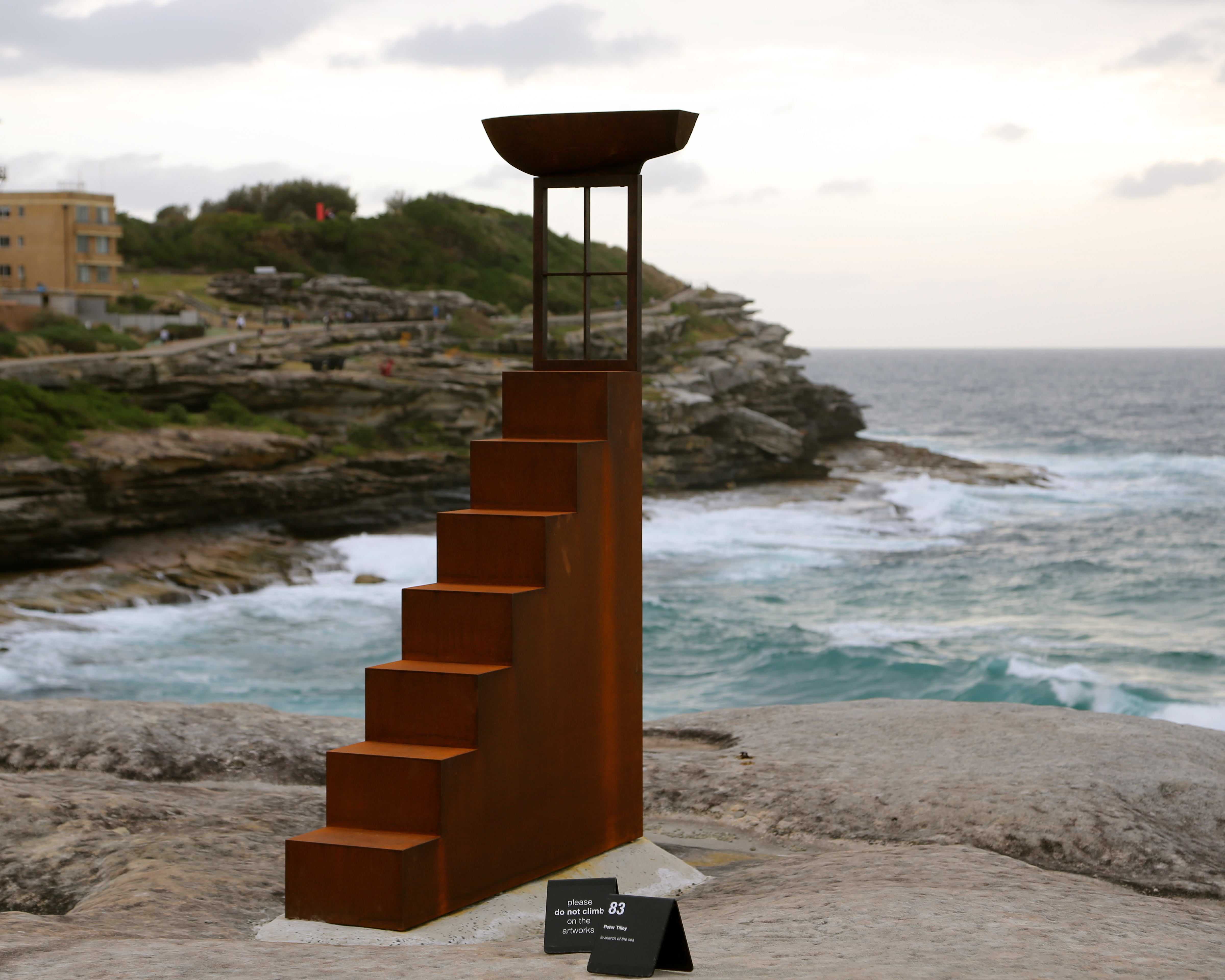 'In Search of the Sea' by Peter Tilley (New South Wales)