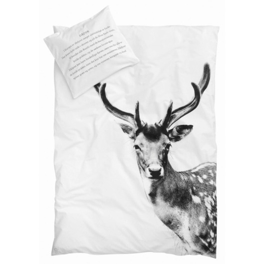 Moose Duvet Cover for By Nord