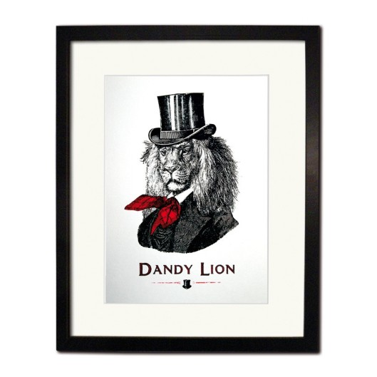 Dandy Lion by Chase and Wonder