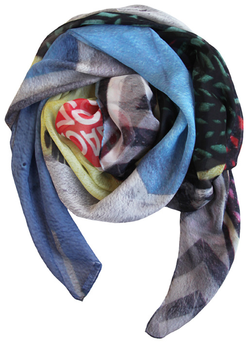 'Union Lane' Scarf by Good & Co