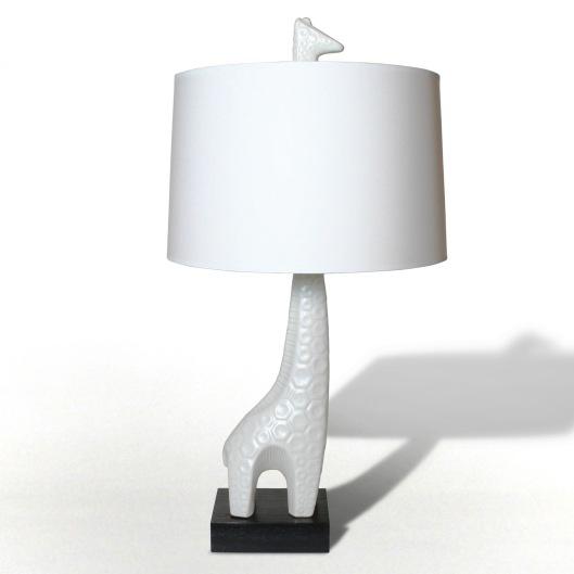 Giraffe Lamp by Jonathan Adler