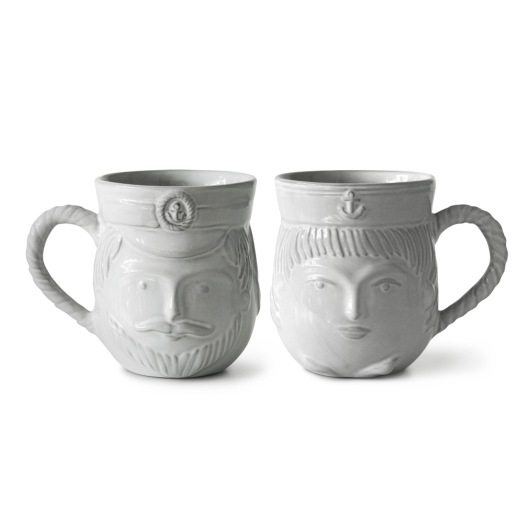 Utopia Sailor/Captain Mug