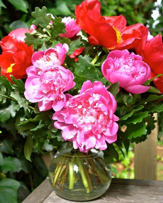 Peonies from Jo McGregor Florist