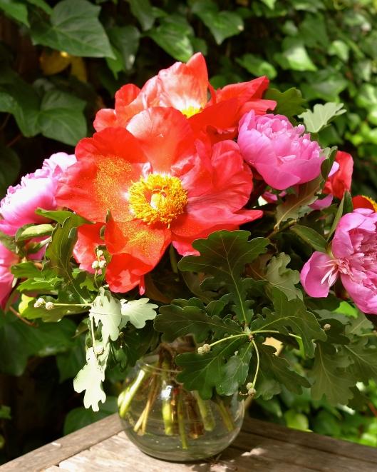 Peonies from Jodie McGregor Flowers