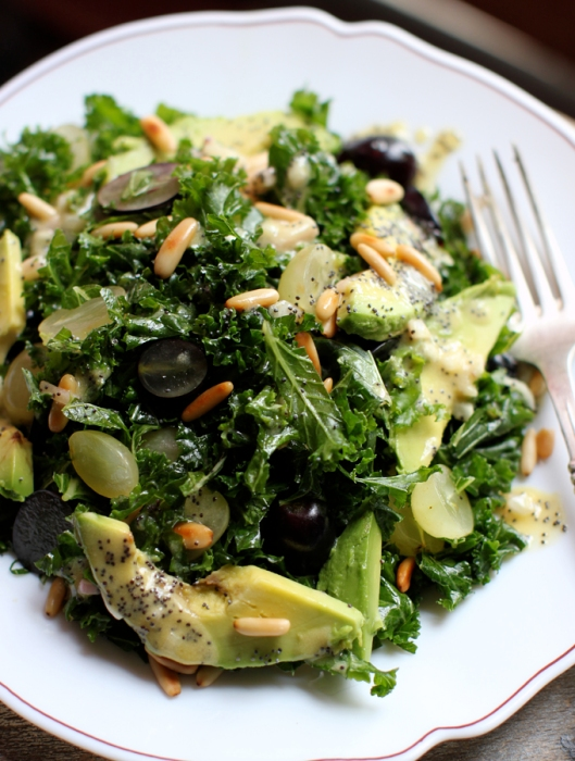 Sarah Britton's Massaged Kale Salad