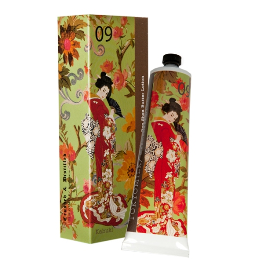Kabuki No. 9 Bon Bon Shea Butter Lotion by Tokyo Milk