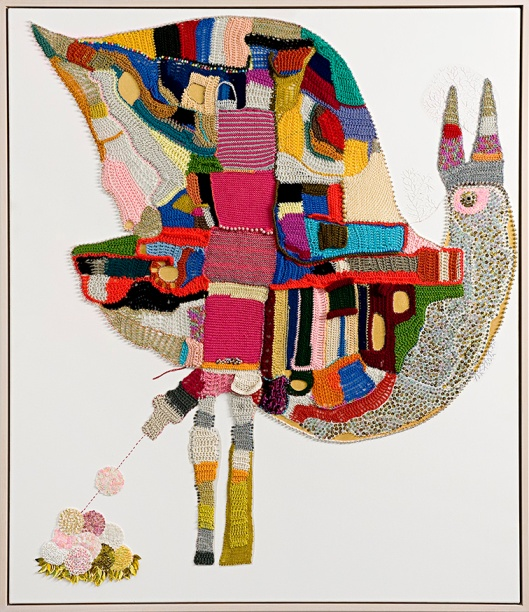 'I am Your Exotic Bird' by Tracy Potts