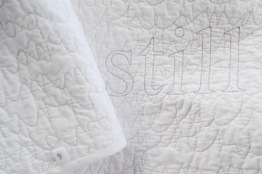 'Still' Quilt by Comma