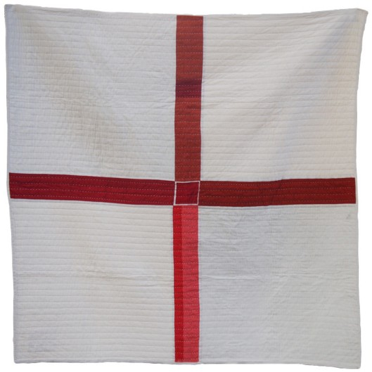 Cross Quilt by Folk Fibers(Image from Folk Fibers)