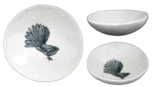 Jo Luping Fantail Medium Bowl