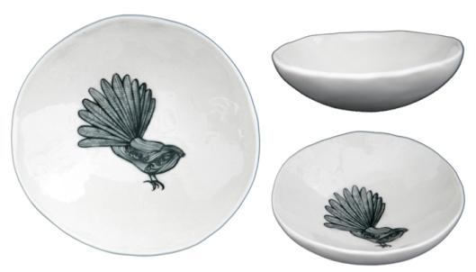 Jo Luping Fantail Medium Bowl