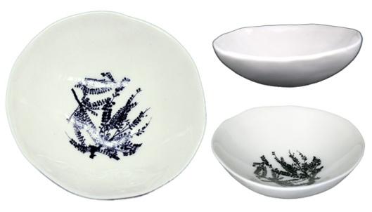 Jo Luping Kowhai Medium Bowl
