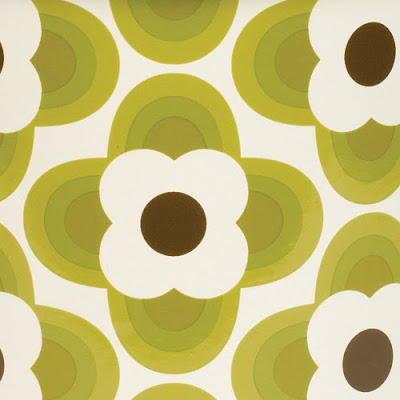 Orla Kiely Petal Garden Print(Image from Print and Pattern)