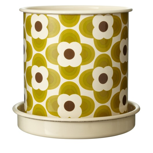 Orla Kiely's Planter in Green(Image from here)