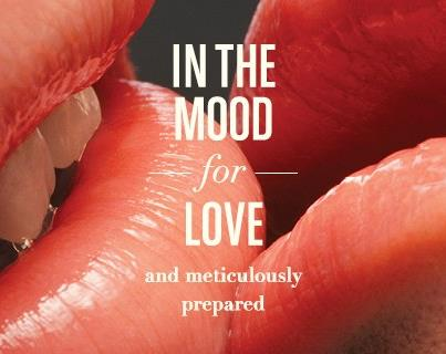Aesop proposes to assist even the most resistant of us to get in the mood for love...(Image from Aesop.com)