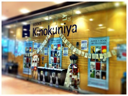 Kinokuniya 1