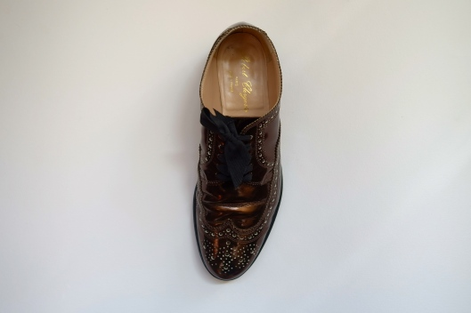Robert Clergerie Brogue(Image by TSL)