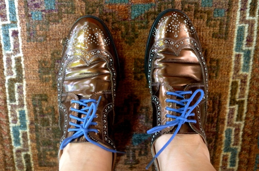Robert Clergerie Brogue WITH Dylan Laces