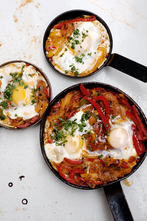 Shakshuka from Plenty