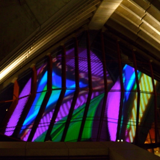 Vivid Sydney 2013 - Bennelong