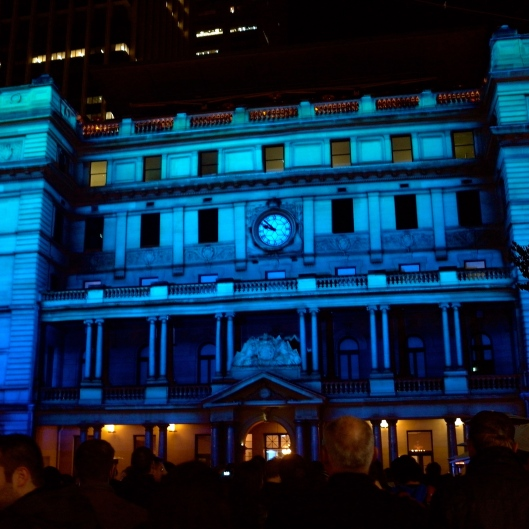 Vivid Sydney - The Custom House