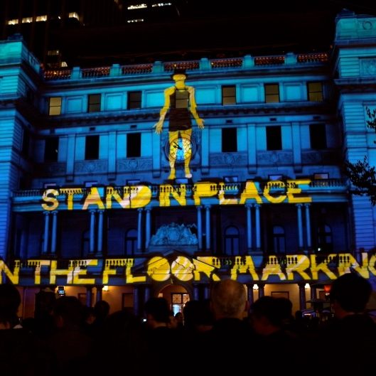 Vivid Sydney 2013 The Custom House Lights Up...