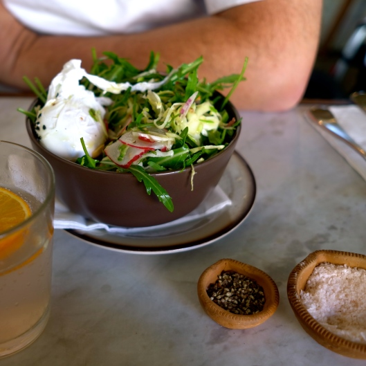Cornersmith Egg & Greens (Image by TSL)