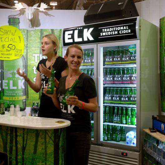 Two Elk Cider