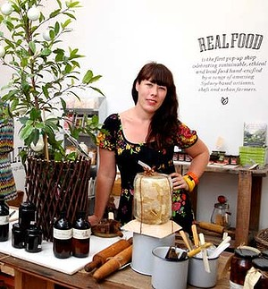 Kate Walsh of Real Food Projects