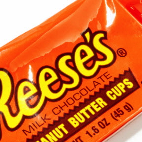 Reece's Peanut Butter Cup (Image from here)