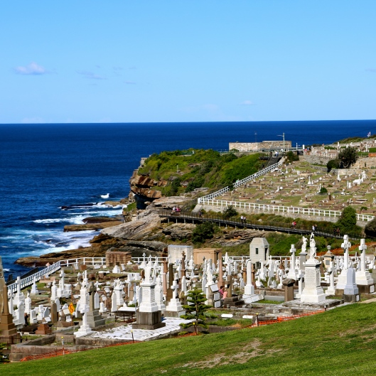 More Bazillion Dollar Views at the Cemetery (Image by LM for TSL)