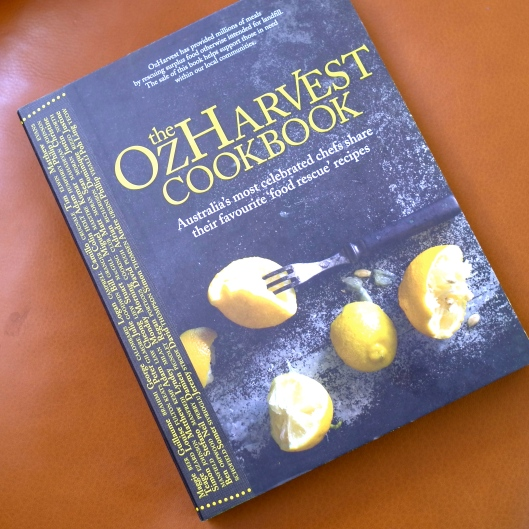 OzHarvest Cookbook (image by TSL)