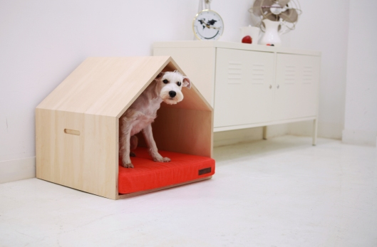 Dog House by M.Pup (Image from M.Pup)