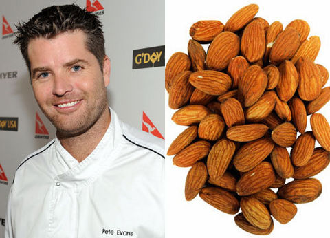 Pete Evans and his activated almonds