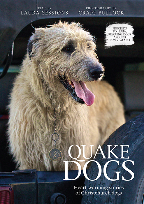 Quake Dogs Book