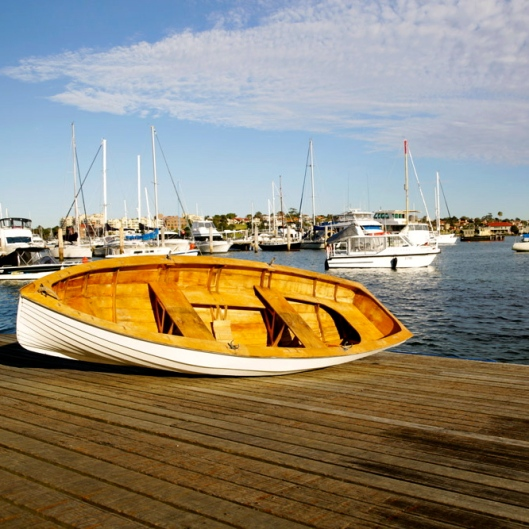 The Pilot by Balmain Boat Company
