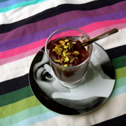 TSL's Easy-Peasey Dairy Free Chocolate Pudding