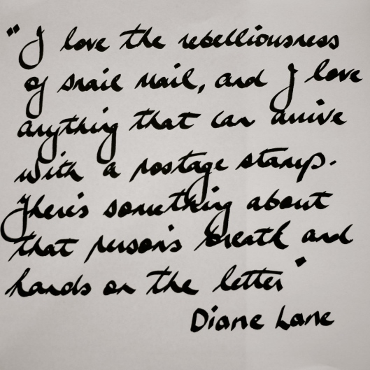 Diane Lane Quote